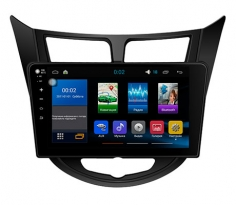 Штатная магнитола Hyundai Accent Sound Box Star Trek ST-4481 Android
