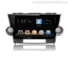 Штатная магнитола Toyota Highlander Sound Box Android