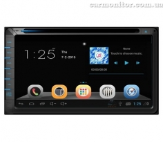 Штатная магнитола Nissan X-Trail Sound Box SB-422DVD Android