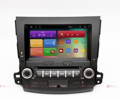 Штатная магнитола Citroen C-Crosser RedPower 31056 IPS DSP Android