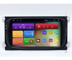 Штатная магнитола Ford Galaxy RedPower 31003 IPS Black Android