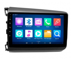 Штатная магнитола Honda Civic 2012-2015 Newsmy CarPad 4 NM-9065-H Android