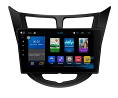 Штатная магнитола Hyundai Accent Sound Box ST-6481 Android