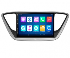 Штатная магнитола Hyundai Accent, Solaris 2 Newsmy CarPad 4 NM-9069 Android