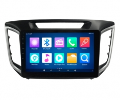 Штатная магнитола Hyundai Greta ix25 Newsmy CarPad 4 NM-7122 Android