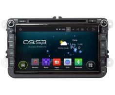 Штатная магнитола Volkswagen Golf Incar AHR-8684A5 Android