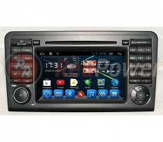 Штатная магнитола Mercedes ML W164 2005-2012, GL X164 2005-2012 RedPower 18168 Android