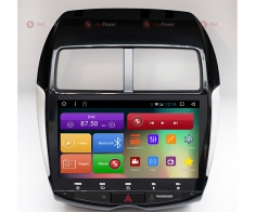 Штатная магнитола Citroen C4 Aircross 2012+ RedPower 31026IPS Android 7