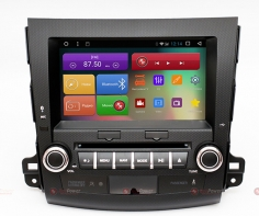 Штатная магнитола Citroen C-Crosser RedPower 31056 IPS DSP Android 7
