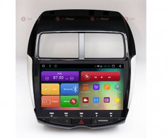 Штатная магнитола Citroen C4 Aircross 2012+ RedPower 31026 IPS Android