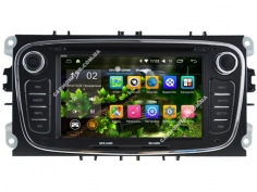 Штатная магнитола Ford Mondeo Black RedPower ST-7405 b Android