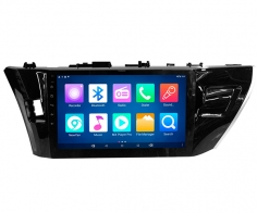 Штатная магнитола Toyota Corolla 2014 Newsmy CarPad 4 NM-7120 Android