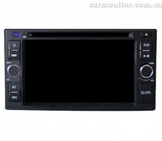 Штатная магнитола Kia Carnival 2006+, Carens 2006+ RedPower 18046 Android