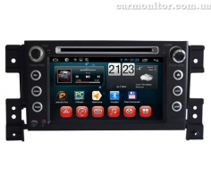 Штатная магнитола Suzuki Grand Vitara RedPower 18053 Android