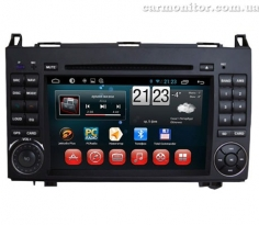 Штатная магнитола Mercedes A W169 2005+, B W245 2006+ RedPower 18068 Android