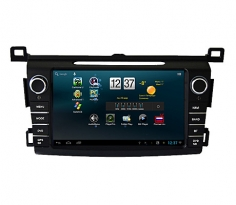 Штатная магнитола Toyota Rav4 2013+ Redpower 15017 CarPad Android