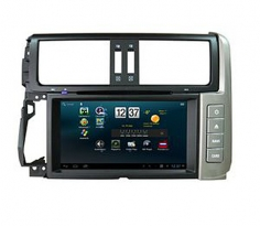 Штатная магнитола Toyota Land Cruiser Prado 150 Redpower 15065 CarPad Android
