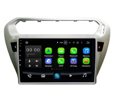 Штатная магнитола Citroen C-Elysee Sound Box SB-2111 Android