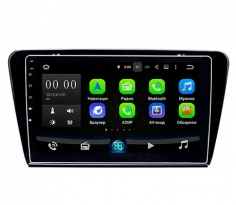 Штатная магнитола Skoda Octavia A7 2014+ Sound Box SB-5116 Android