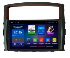 Штатная магнитола Mitsubishi Pajero Vagon 4 Sound Box Star Trek ST-7151T Android