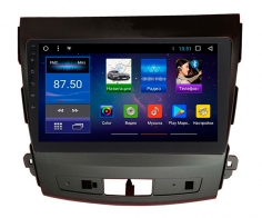 Штатная магнитола Mitsubishi Outlander XL 2005-2012 Sound Box Star Trek ST-7152T Android