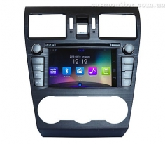 Штатная магнитола Subaru Forester Road Rover Android