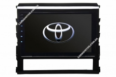 Штатная магнитола Toyota Land Cruiser 200 2016+ Mignova CarPad TLC-7716 Android