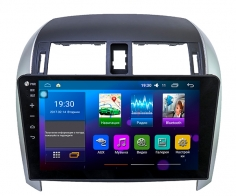Штатная магнитола Toyota Corolla 2007-2013 SoundBox Star Trek ST-6110 Android