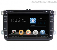 Штатная магнитола Volkswagen Scirocco Sound Box Android