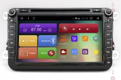 Штатная магнитола Volkswagen Polo Redpower 31004 DVD IPS Android