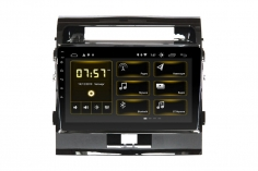 Штатная магнитола Incar DTA-0303 для Toyota Land Cruiser 200 2007-2015 Android