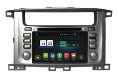 Штатная магнитола Toyota Land Cruiser 100 TSA-2260A8 INCar Android