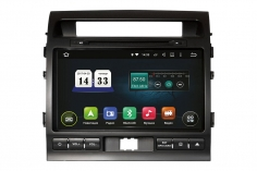 Штатная магнитола Toyota Land Cruiser 200 2007-2015 INCar TSA-2280A9 Android