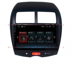 Штатная магнитола Citroen C4 Aircross 2012+ RedPower 30026 IPS Android