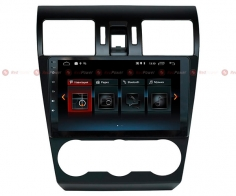 Штатная магнитола Subaru Forester 2010-2014 RedPower 30362 IPS Android