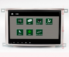 Штатная магнитола Toyota Land Cruiser 100 RedPower 31383 IPS Android