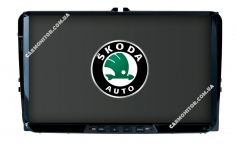 Штатная магнитола Skoda Superb Mignova CarPad VPA-7810-9 Android