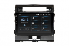 Штатная магнитола Toyota Land Cruiser 200 2007-2015 INCar XTA-0303 Android